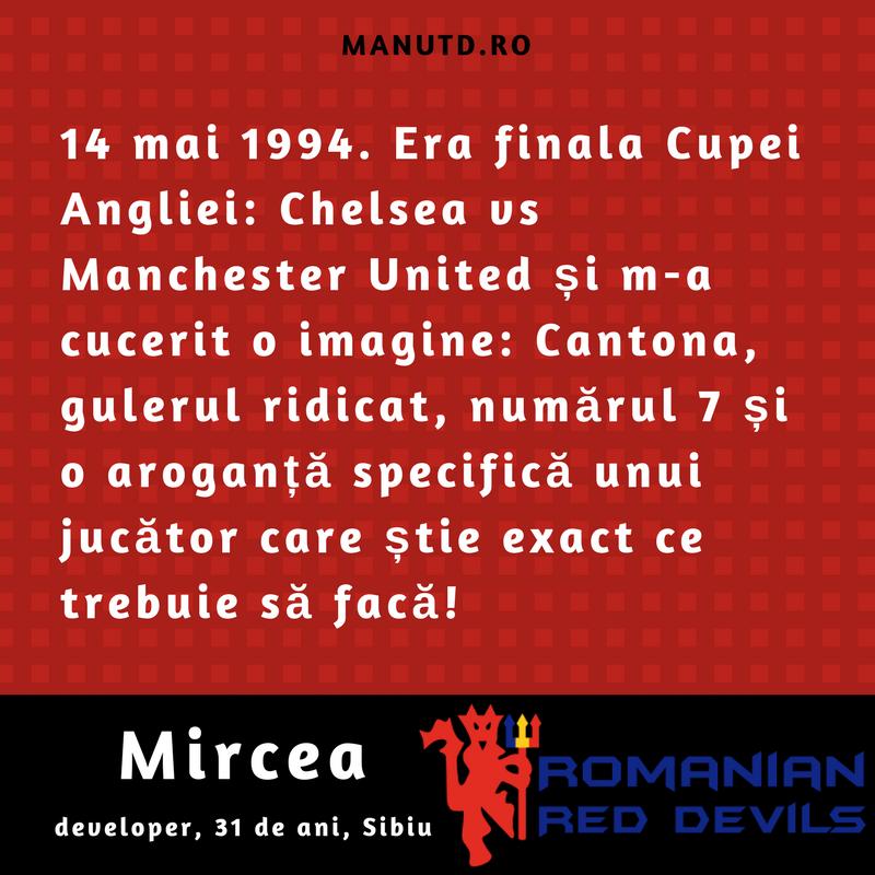 De ce e Mircea Diavol Roșu?