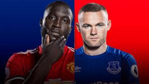 Lukaku Rooney